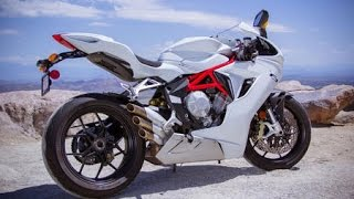 9. MV Agusta F3 675 acceleration and exhaust sound