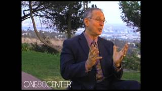 """Dr. Andrew Leeds is talking about the EMDR: Eye Movement Desensitization and Reprocessing. Q8: How is the """"community-based"""" approach at ONE80CENTER conducive to the use of EMDR?The community based program that you have at the ONE80CENTER is fantastic. I've been so impressed with everything I've learned through my conversations with you and Bernie and the other people on your staff. It's not just the 28 day program. People often continue in residence in after care programs and sober living environments for months or weeks afterwards for as long as they need. You have a number of innovative features that are a part of your entire treatment program here that I think make it possible to use EMDR, where other programs may not have the same facility as you do. For example, you have sober companions that are going to be monitoring people as often as needed. You have an information management system where all members of your treatment team are in constant communication with each other. If someone is having family stress. If some has an adverse reaction to a group therapy session or a difficult response to an EMDR session everyone on the treatment team know immediately. So you have intense containment strategies as a result of your entire treatment team being constantly aware of what everyone else is doing. This makes it possible for you to do intensive interventions like EMDR where I think other programs wouldn't have the containment that would be needed to be able to do that as successfully as you are able to do it here. I think that's one of the factors is the structure of the program itself. You also have really experienced EMDR clinicians. The people who are offering EMDR here currently have years of experience and have consulted with other experts in the field of addiction treatment to help them learn how to approach these cases in the right way. I think those are the factors that make it possible for the ONE80CENTER to be successful in integrating EMDR into your compr"""