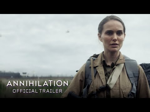 The First Full Trailer for Annihilation