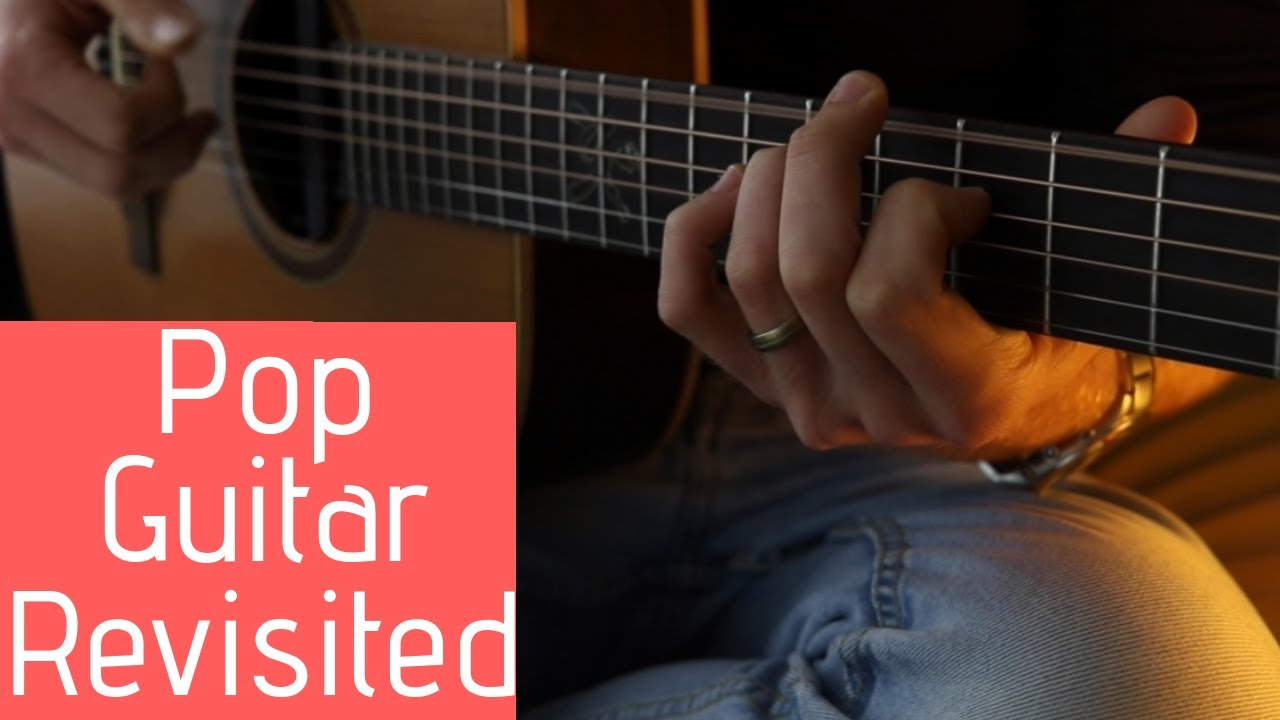 Pop Chord Progression … Revisited (acoustic guitar)