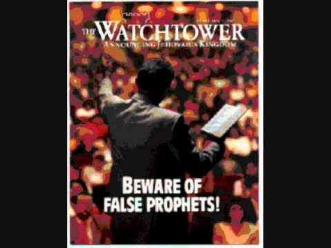 Twisted Texts of the Watchtower: Full Lecture