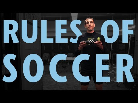 Rules Of Soccer