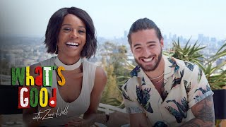 Video Maluma Is our Bae of the Day and He's Taking Over | What's Good | E! News MP3, 3GP, MP4, WEBM, AVI, FLV September 2018