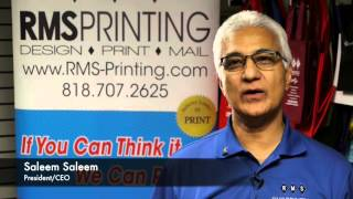 Agoura Hills (CA) United States  City new picture : RMS Printing Video - Agoura Hills, CA United States - Profes