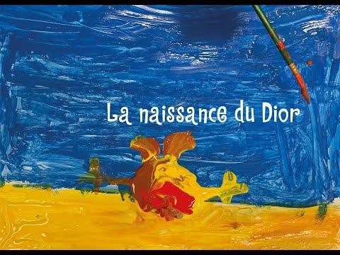 """Sigolène Vinson et Stéphane Drillon vous content """"La naissance du Dior"""" un conte écrit et illustré par les enfants du CLSH. Résidence d'artiste Vence"""