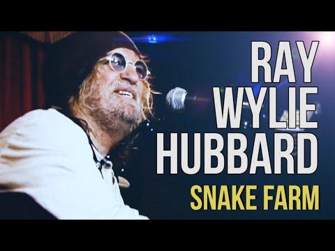 Ray Wylie Hubbard: