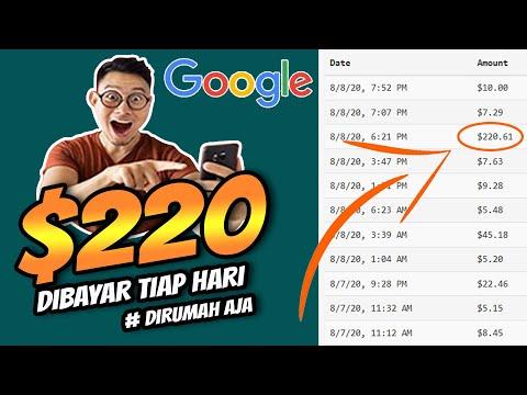 Dapat Uang $220 dari Video YouTube Menggunakan Google Trick