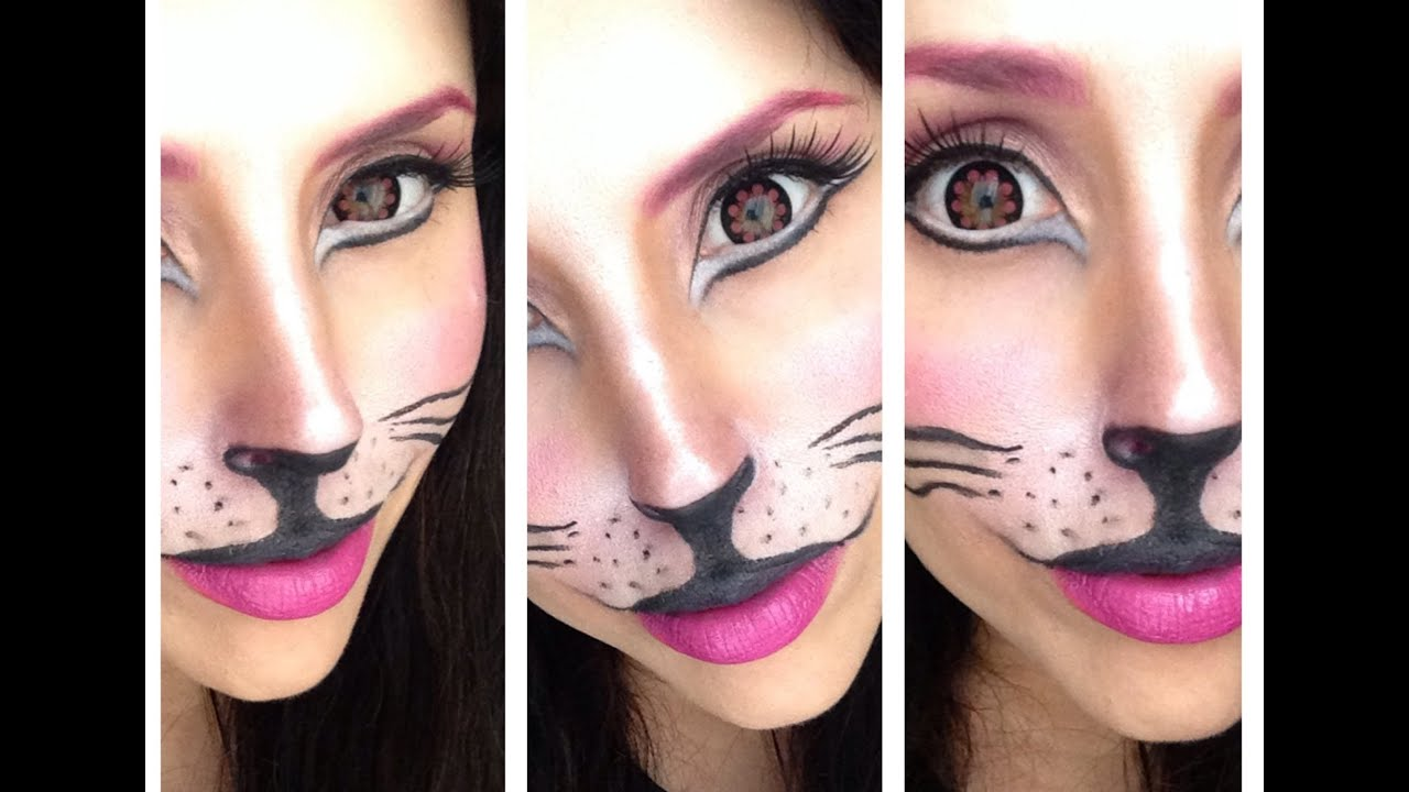 MAGICA GATTA ♥ Make-up FANTASIA per fare MIAO!