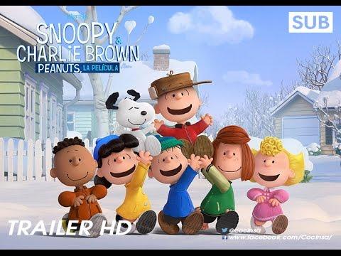 Snoopy y Charlie Brown | Peanuts | Trailer Oficial Subtitulado