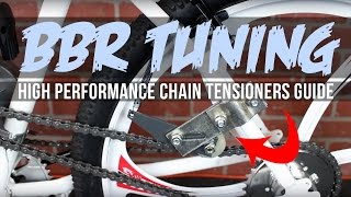 🚲💨 Keeping your chain tension nice and tight will help you stabilize your ride and keep your chain from popping off. For more information on how to get one, click here: https://goo.gl/LXudG3BikeBerry.com ►http://bit.ly/1FZ8nPpFacebook ► http://on.fb.me/1wWG4fDInstagram ► http://bit.ly/1aM3WxZTwitter ► https://twitter.com/bikeberrycomEverything you need to make your own Motorized Bicycle.