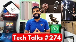 New Channel: https://goo.gl/Jz6p5KNamaskaar Dosto, Tech Talks ke is Episode mein maine aapse kuch interesting Tech News Share ki hai jaise Redmi Note 5A, Whatsapp Payments, Cool Play 6, BHIM Cashback Tekken Mobile aur bahut kuch. Mujhe umeed hai ki yeh video aapko pasand aayega.Share, Support, Subscribe!!!Subscribe: http://bit.ly/1Wfsvt4Android App: https://technicalguruji.in/appYoutube: http://www.youtube.com/c/TechnicalGuruji Twitter:  http://www.twitter.com/technicalgurujiFacebook: http://www.facebook.com/technicalgurujiFacebook Myself: https://goo.gl/zUfbUUInstagram: http://instagram.com/technicalgurujiGoogle Plus: https://plus.google.com/+TechnicalGurujiWebsite: https://technicalguruji.in/Merchandise: http://shop.technicalguruji.in/About : Technical Guruji is a YouTube Channel, where you will find technological videos in Hindi, New Video is Posted Everyday :)
