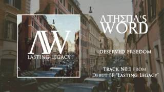 Athena's Word - Deserved Freedom