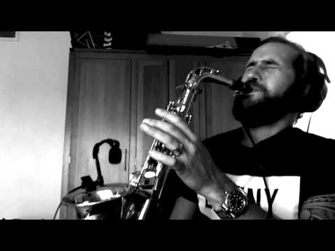 No man no cry - Jimmy Sax (live) (видео)