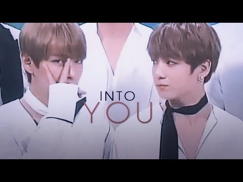 Into You ✘ Taekook
