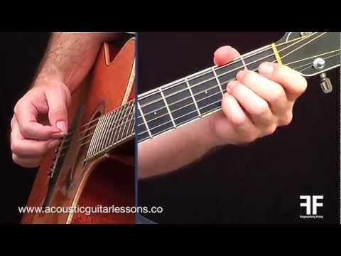 Fingerpicking Friday Episode 10 - Easy Acoustic Guitar Lessons