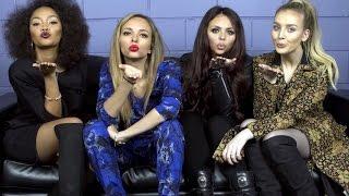 Little Mix Exclusive INTERVIEW