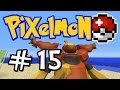 "Minecraft Pixelmon - E15 ""Magmortar!"" (Pokemon Mod for Minecraft!)"