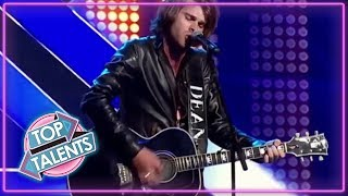 Video BEST Acoustic Covers EVER On X Factor, Idols & Got Talent | Top Talents MP3, 3GP, MP4, WEBM, AVI, FLV Maret 2019