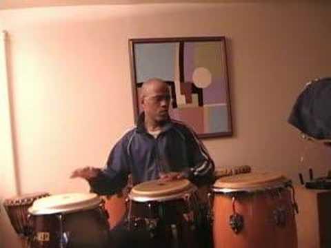 3 drum Conga Practice - 2
