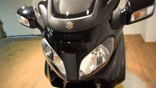 7. 2008 Suzuki Burgman 650 for sale at Monster Powersports