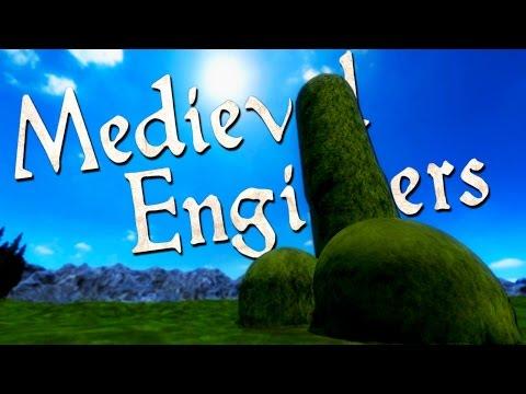 MOUNT ERECTUS   Medieval Engineers #4