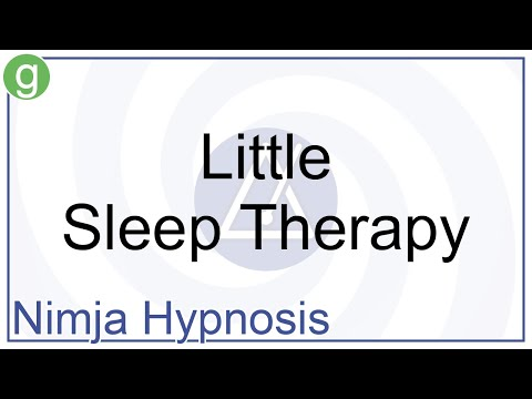 Hypnosis - Little Sleep Therapy