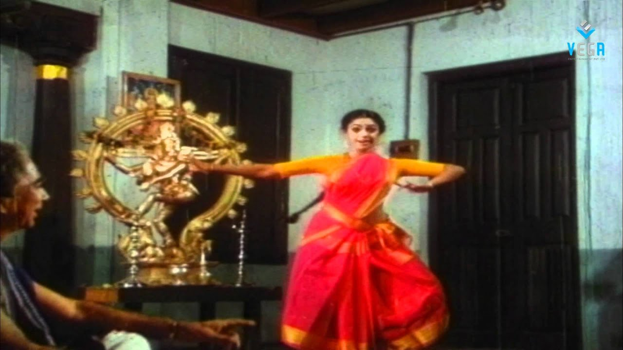 Shobana Bharatanatyam Dance – Mahamayee ( Video Song )