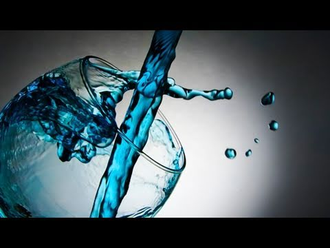 Splash Photography Technique – No Flash needed