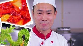 ხინკალზე შეყვარებული შეფი #გურმანია სტუმრად ჩინურ სამზარეულოში