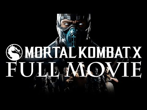 Mortal Kombat X [FULL MOVIE][DEUTSCH]