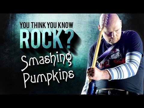 Vyznáte se v rockové hudbě? - Smashing Pumpkins