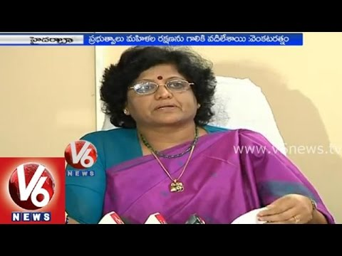 Tripurana Venkata Ratnam fires on government for negligecting Womens Protection Act