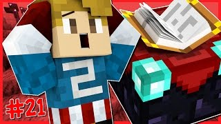 WE FIND THE SECRET LAIR!? | Race To Cha'Garoth's Lair [21] | Minecraft Charity Race