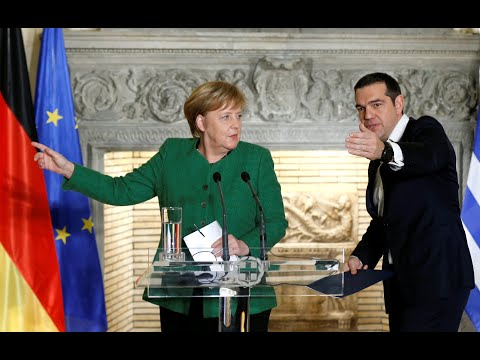 Mέρκελ: Είμαι ευγνώμων προς τον Αλ. Τσίπρα που εργάστηκε για λύση στο ονοματολογικό…