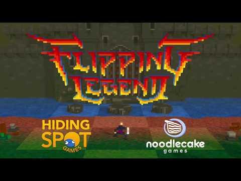 Flipping Legend gameplay