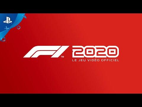 Trailer d'annonce de F1 2020