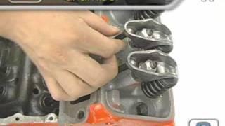 10. Valve Lash Adjustment Video - Engine Building Car Repair DVD