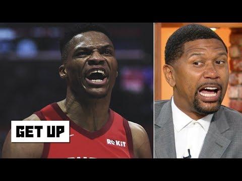Video: Harden can't treat Westbrook like Chris Paul – Jalen Rose | Get Up