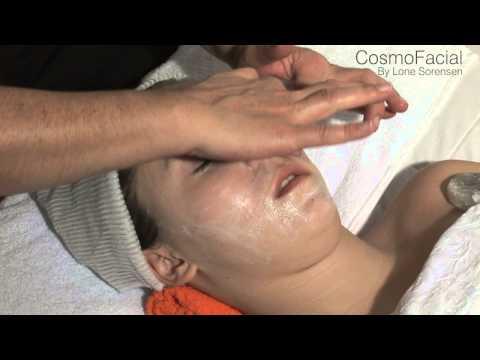 Cosmo Facial Reflexology By Lone Sorensen