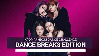 Video KPOP RANDOM DANCE CHALLENGE | DANCE BREAKS EDITION [HARD] | w/mirrored DP&no countdown MP3, 3GP, MP4, WEBM, AVI, FLV November 2018
