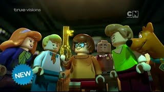 Cartoon Network Asia : Lego Scooby-Doo: Knight Time Terror + CN Anything [Promo]