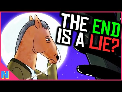 Did BoJack Horseman Actually Die in The View From Halfway Down? Finale Theory Explained!