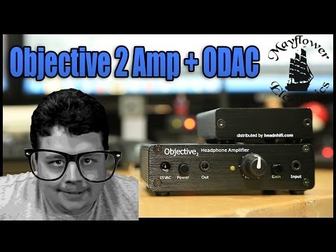 Mayflower Electronics Objective 2 Headphone Amp, DAC & T50RP v3 Headphones