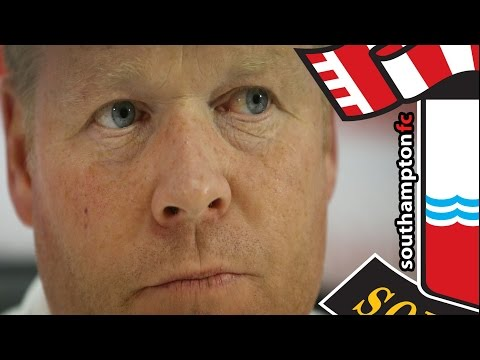 City - Southampton manager Ronald Koeman speaks to the media ahead of his side's Barclays Premier League match with Stoke City at St Mary's. Subscribe to Southampton's official YouTube channel: ...