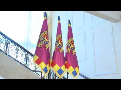 Moldovan president meets ambassadors of former Soviet states