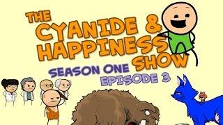 Video Grandpa's War Stories - S1E3 - Cyanide & Happiness Show - INTERNATIONAL RELEASE MP3, 3GP, MP4, WEBM, AVI, FLV September 2018