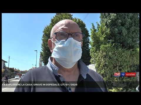 FA ESPLODERE LA CASA: GRAVE IN OSPEDALE | 27/07/2020