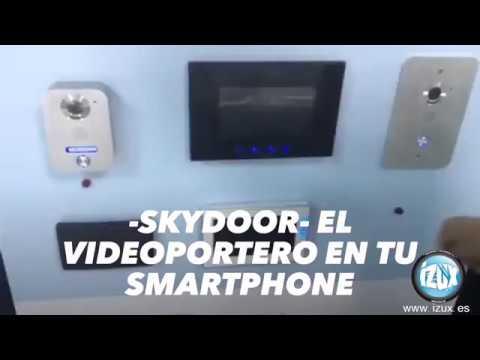 Videoportero Skydoor a 2 hilos[;;;][;;;]