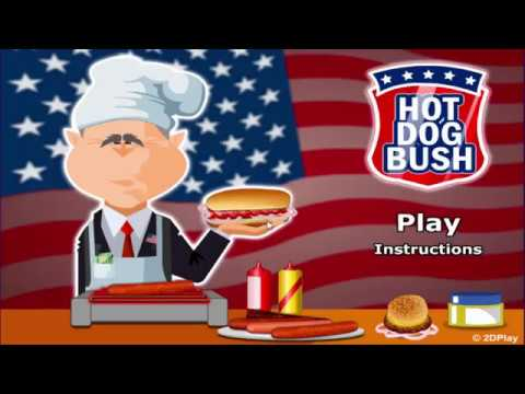 ¡All Places! -Hot Dog Bush Complete Walkthrough | CyclumGames