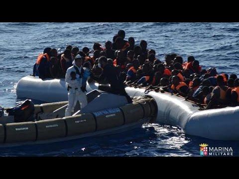 Συνεχίζεται το δράμα των μεταναστών που χάνονται στη Μεσόγειο